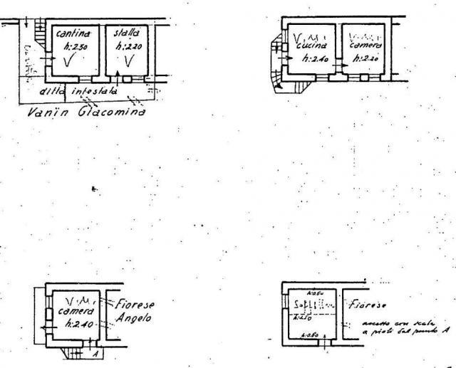 Immobiliare cavalli veneto vicenza cismon del grappa for Planimetrie per case di 5000 piedi quadrati