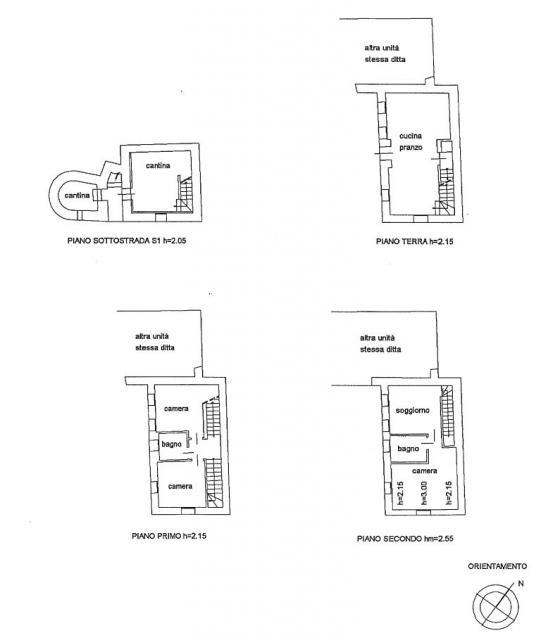 Immobiliare cavalli veneto vicenza valstagna for Grandi planimetrie
